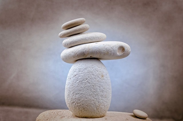 Hypnotherapy Conference; Life Transitions - Rock balancing
