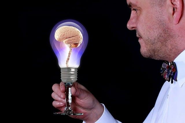 Rewiring the Brain - A man holding a wine glass - Clark L. Hull