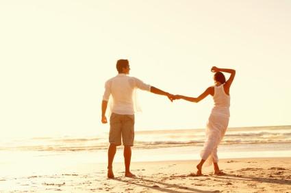 Anatomy of the Broken Heart - A man standing on a beach - Summer